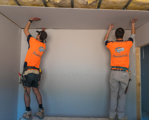 Installing Wall and Ceiling Lining Products