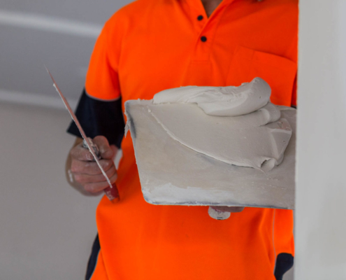 Plastering Compounds for Walls